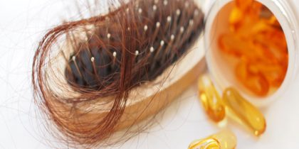 Effective Vitamins For Hair Loss in Women - Stop Thinning by Treating Vitamin Deficiencies