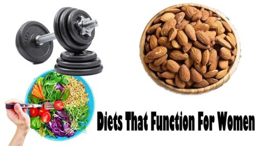 Diets That Function For Women – Generating Your Body Healthier Right after 40